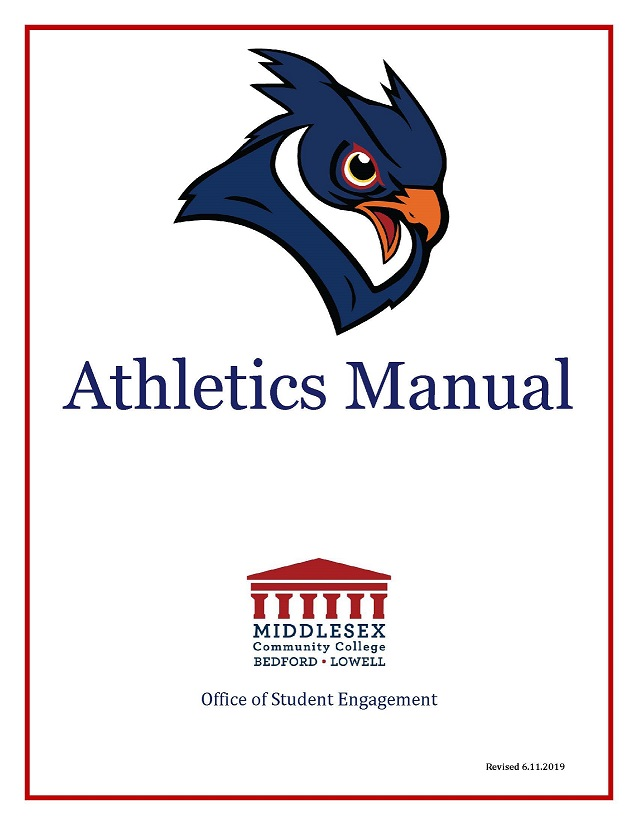 Athletics Manual Cover Page