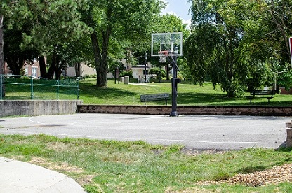 Bedford Basketball Court