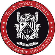 Icon: The National Society of Leadership and Success logo