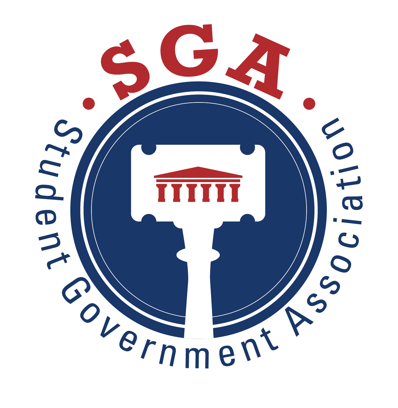 Icon: Student Government Association logo